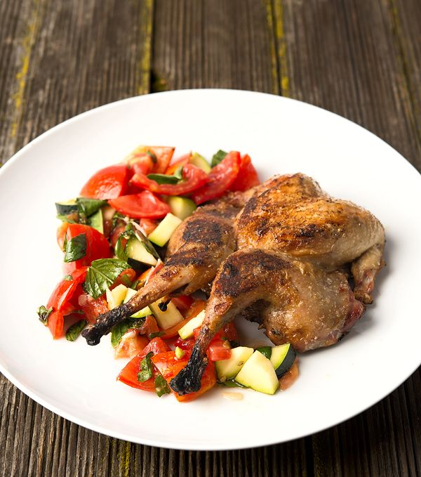 how to cook quail breast
