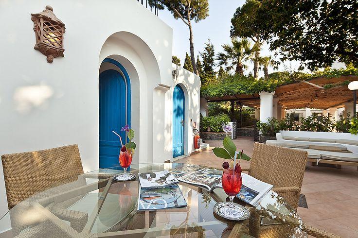 Il Moresco Hotel #Ischia