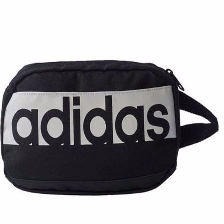 adidas 2017 Linear Performance Waistpack Bag Belt Sports Black S99983 #adidas #FannyWaistPack