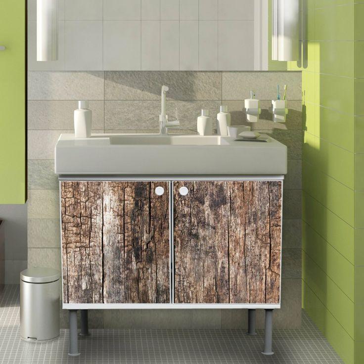 8 best bathrooms images on Pinterest Bathroom, Bath and Bathrooms - badezimmermöbel aus holz