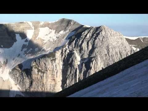 Monte Vettore e laghi di Pilato