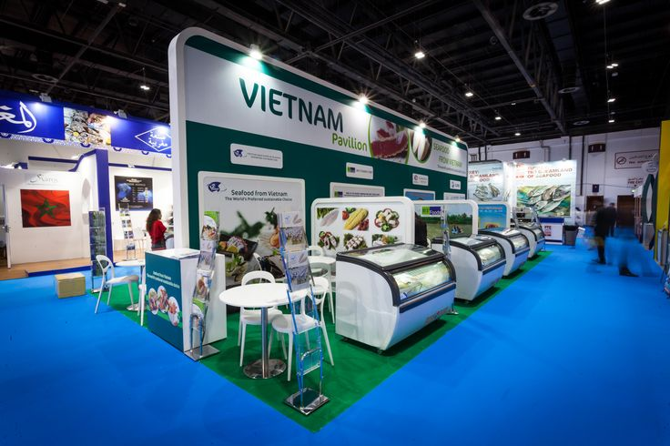 #Vietnam #Exhibition #Stand @ #Seafex #Dubai #UAE #MiddleEast designed & built by #GLeventsMiddleEast