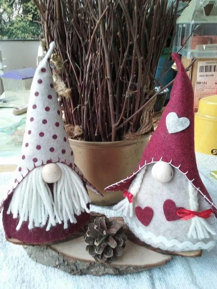yarn beard idea......