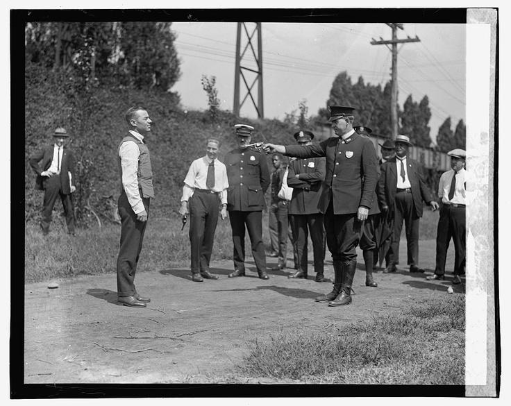 1923, Testing bulletproof vests