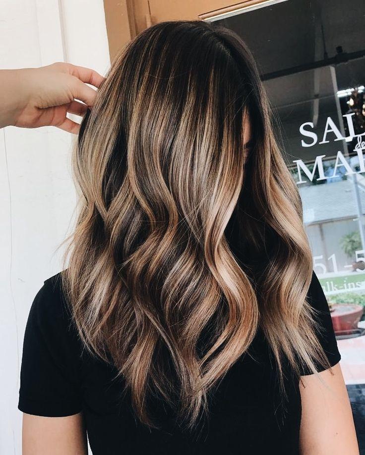Prachtige haarkleur!