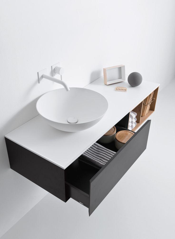 Die besten 25+ Waschtischunterschränke Ideen auf Pinterest - Fliesen Badezimmer Katalog