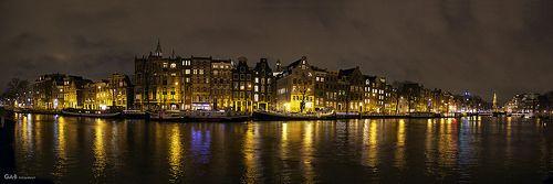 Amsterdam@night - #GdeBfotografeert