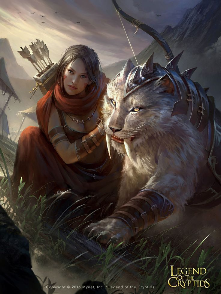ArtStation - Brea the Untamed (Reg), Fajareka Setiawan