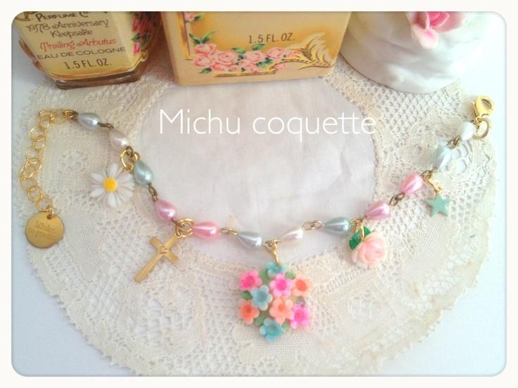bracelet / Michu coquette