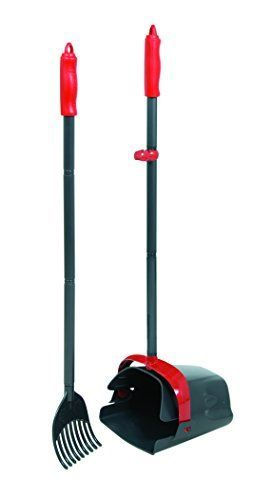 Petmate Clean Response Waste Management System, Red/Dark