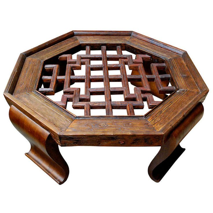 Oriental Glass Top Coffee Table: 1000+ Ideas About Octagon Table On Pinterest