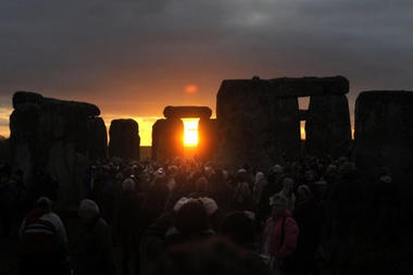 Winter solstice: time to celebrate brighter days ahead