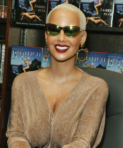 Amber Rose, is this financial advice for women a joke? Talk about sexist and gross and wildly inappropriate...