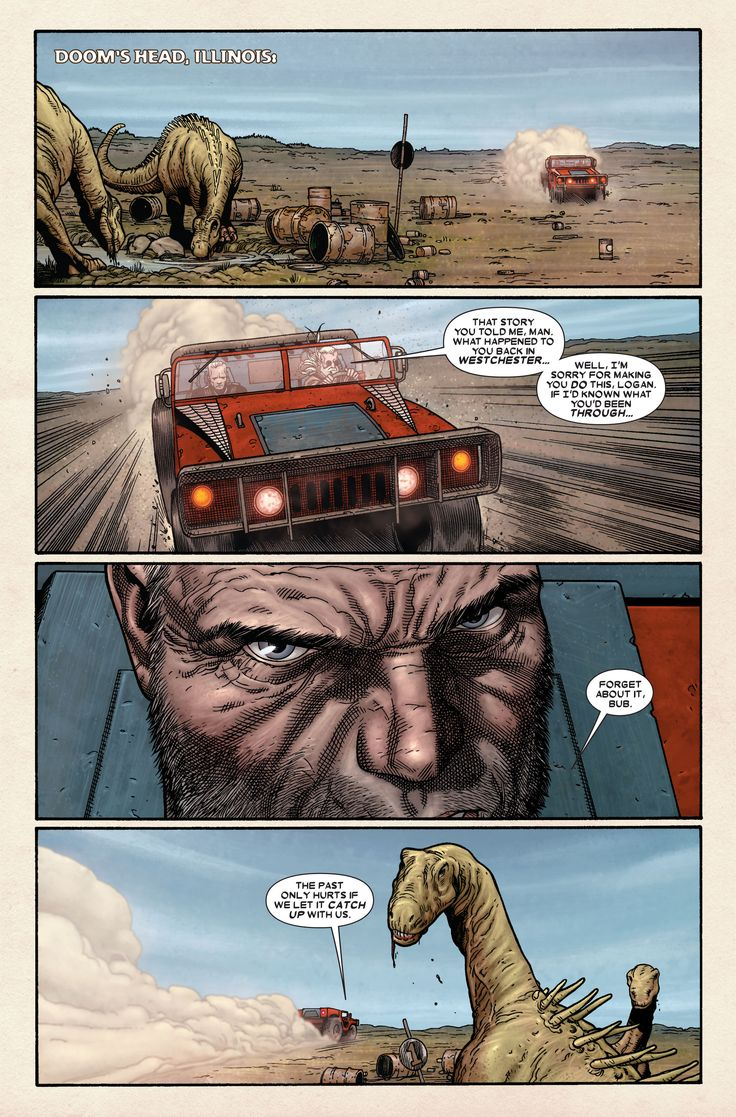 Wolverine: Old Man Logan (2011): Chapter 1 - Page 114
