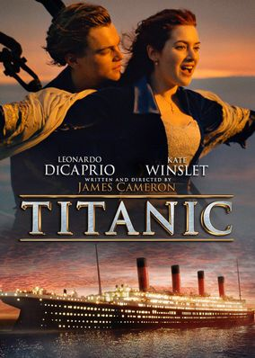 "Check out ""Titanic"" on Netflix"