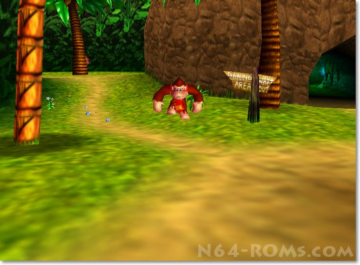 Donkey Kong 64 – Stop the evil plan of the King http://www.n64-roms.com/donkey-kong-64-stop-the-evil-plan-of-the-king/