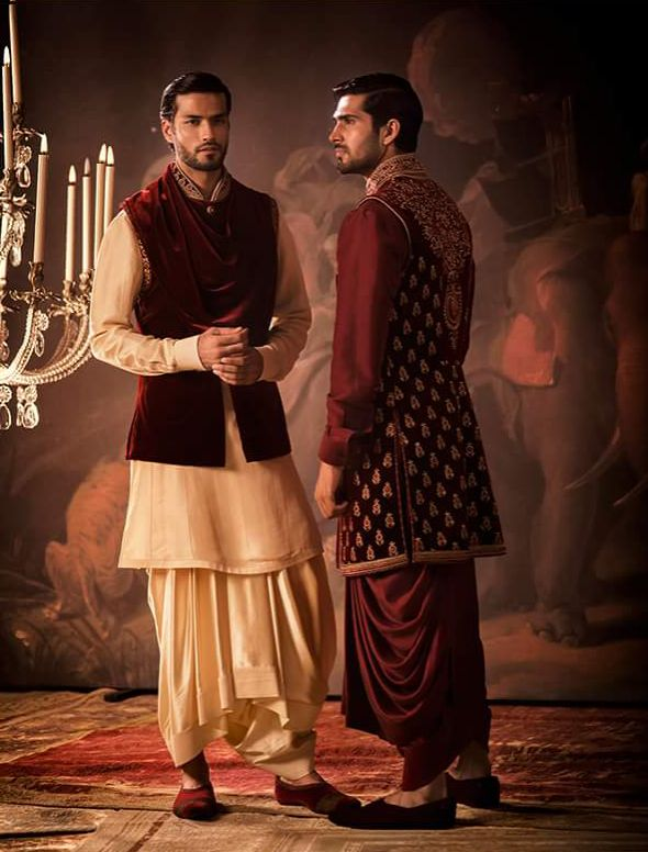 Indian Fashion - Tarun Tahiliani Couture (Fall/Winter 2016)