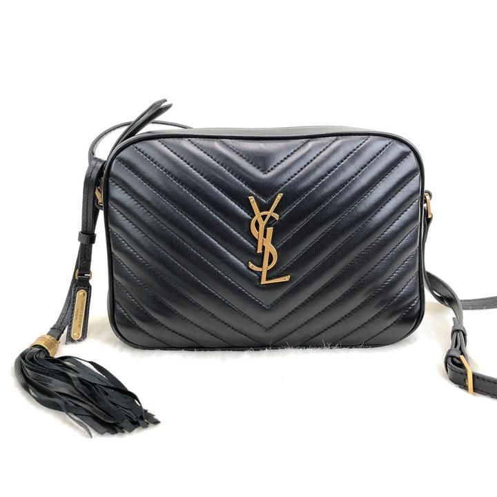 Yves Saint Laurent Lou Camera Bag Ysl Ysl Crossbody Bag Yves Saint Laurent Bags Kate Bags