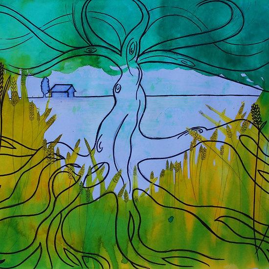 Miro, Princeps Lacrimae - The Climbing Tree II