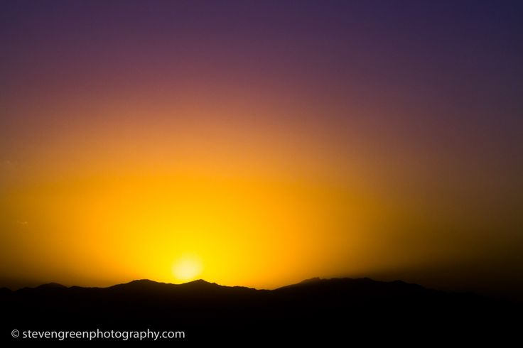 Kabul Sunset - The sun sets behind #mountains in #Kabul, #Afghanistan on July 21, 2012. #sunset #Canon #Kabul #Steven Green #afghanistan #fine art #glow #interior design #minimalist #landscape #mountains #outdoor.sky #photography #purple #scenic #silhouette #sky #sun #sunset
