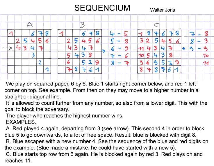 Pen and paper game. # math puzzle, # math game.