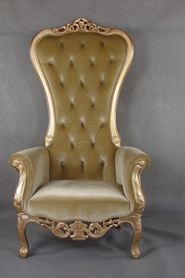 $999.00   We Are Now Placing Custom Orders On Our Kingu0027s Chair! It Stand 5