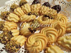 Biscotti pasta sablèe