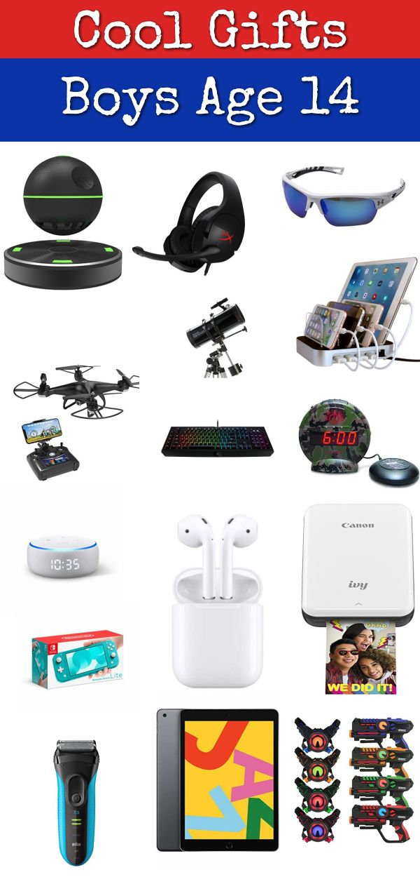 Top Gifts For 14 Year Old Boys 2020 Christmas Gifts For Boys Gifts For Boys Best Gifts For Boys