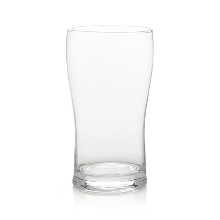 Barley Beer Glass  | Crate and Barrel