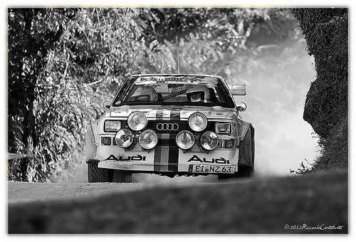 automotivated:  Audi Sport Quattro S1 - Kessel Bernhard (by Riccardo Centofante)