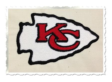 $2.49Kansas City Chiefs Machine Embroidery Design