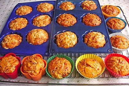 Schinken - Käse - Muffins 1