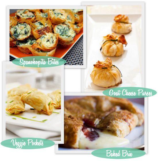 163 best images about Con la pasta fillo on Pinterest | Pastries ...