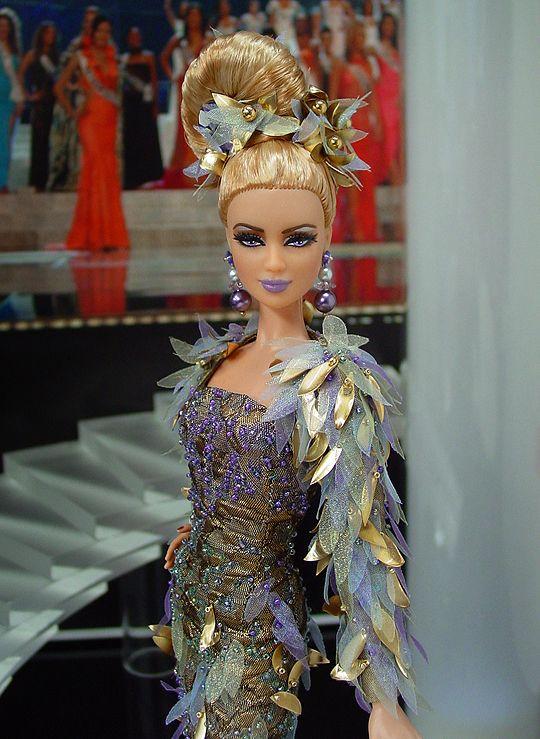 Miss Nevada Barbie Doll 2011