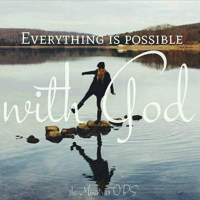 """How big is your God? Don't put limits on a limitless God whatever box you put him in - it's too small! (Live Abundantly) . . """" Humanly speaking, it is impossible. But not with God. Everything is possible with God"""" Mark 10:27 (NLT)"""