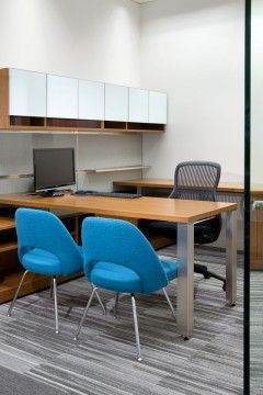 Blackburn Young Office Solutions - Vancouver Showroom and Office