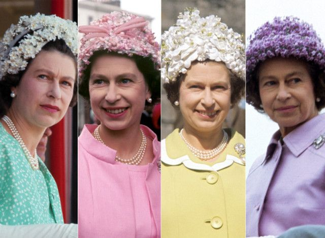 In  my Easter bonnet, with all the frills upon it, I'll be the grandest lady in the Easter parade. (www.huffingtonpost.co.uk)