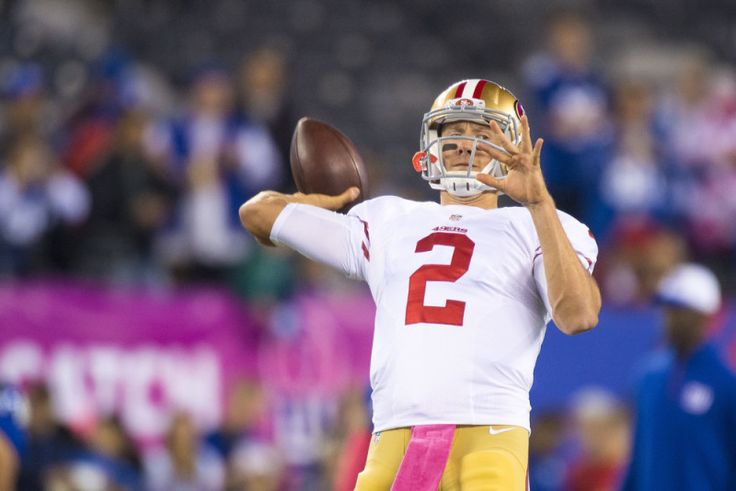 Allow Blaine Gabbert to reintroduce himself -  might seem like ancient history but there was a time when people were excited about the potential of former Missouri quarterback Blaine Gabbert. The No. 10 overall pick in the 2011 NFL Draft, for a millisecond, fans.....