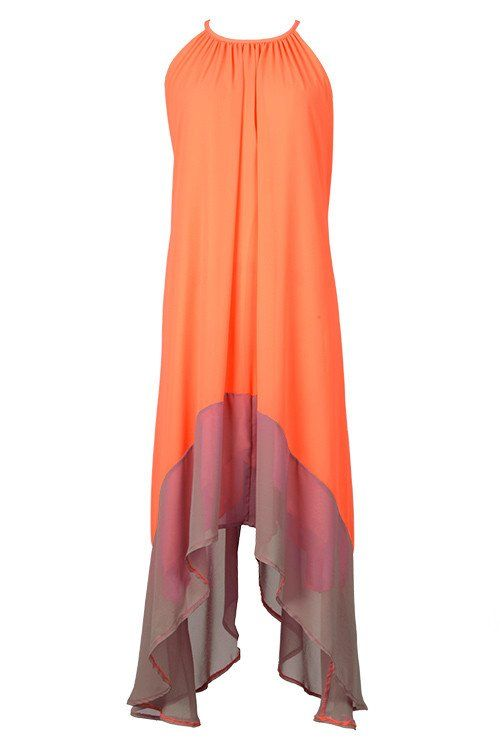 Cupshe Daisy Does It Candy Halter Maxi Dress | Find Out More & Where To Buy By Clicking Picture | affiliate link | TheProductPromoter.com