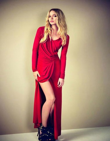 Women's Red Fashion