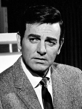 Mike Conners Joe Mannix | Mike Connors Mike Connors