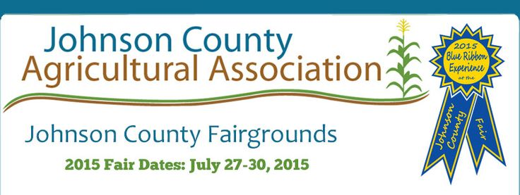 Johnson County 4H and FFA Fair~July 27-30