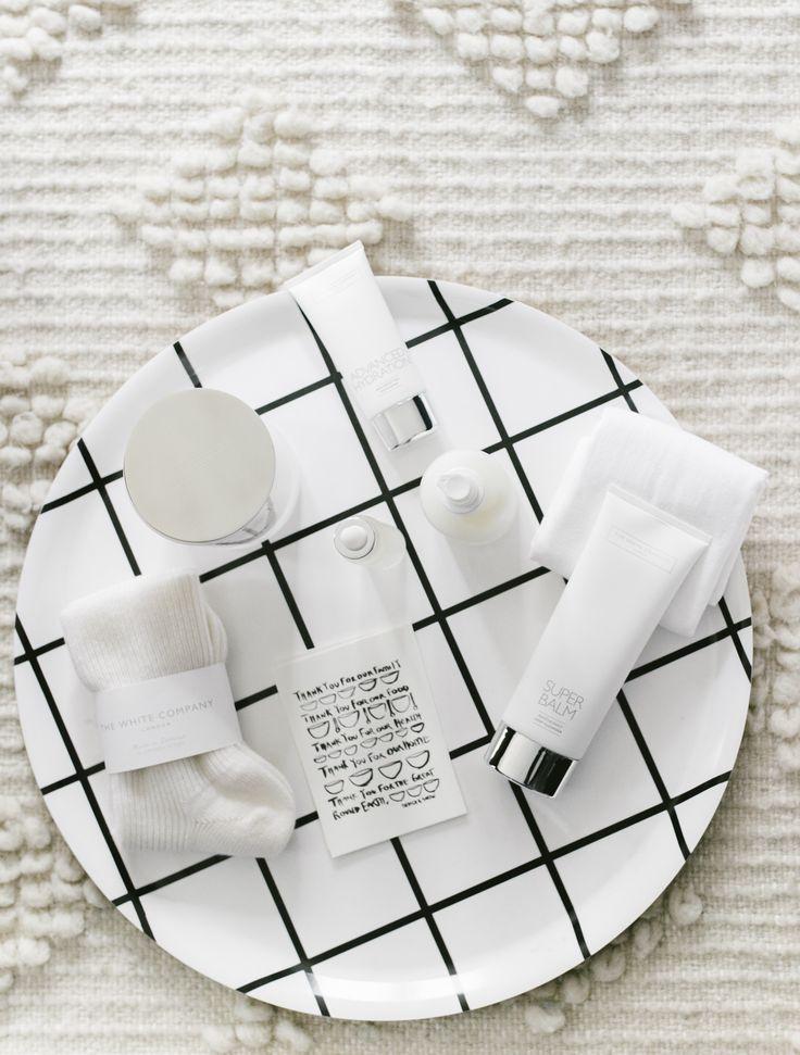@TheWhiteCompany items to make my guests feel at home. #CelebrateTheEveryday #thewhitecompanyUSA #MyWhiteCo #partner