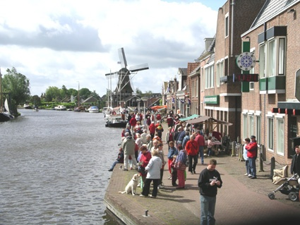 Woudsend Friesland The Netherlands