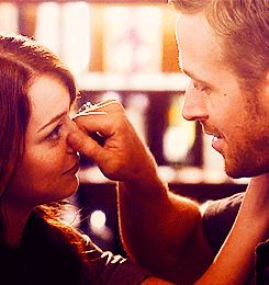 """I will never stop trying, because when you find the one… you never give up.""  Crazy Stupid Love"