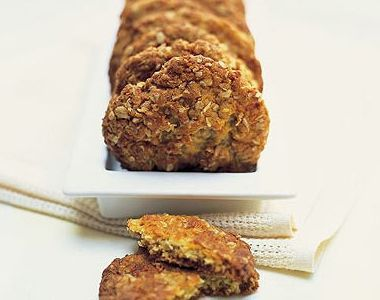 """ANZAC BISCUITS (Cookies).   With Anzac Day coming up """"Down Under"""" - seemed appropriate :-)"""