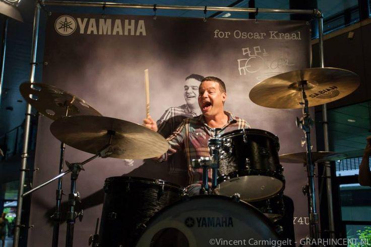 Opening North Sea Jazz 2013 | Oscar Kraal | | Yamaha Music Benelux
