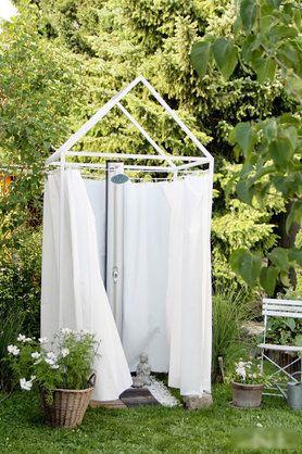 die 25 besten ideen zu gartendusche auf pinterest pool dusche auenduschen und aussenbad - Gartendusche Ideen