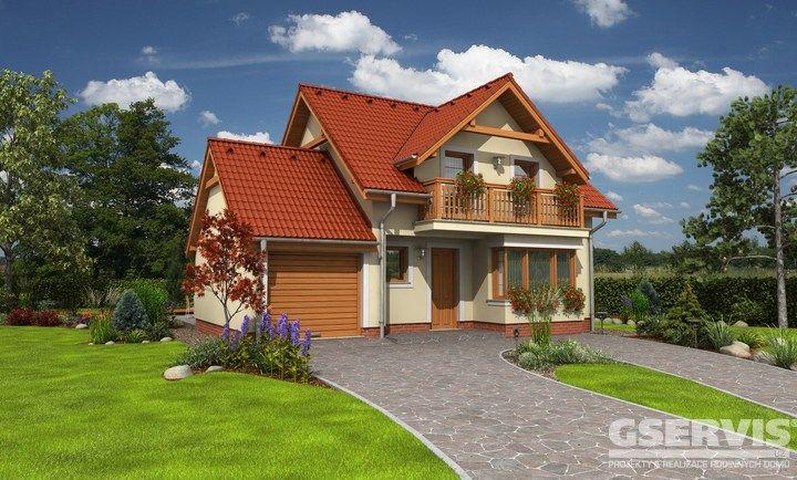 Rodinný dům Klassik 156 - foto