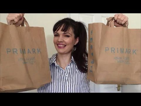 Huge PRIMARK Winter Haul | Part 1 + FAT FACE Sale | What She Does